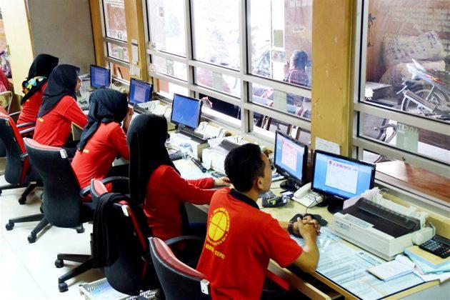 jasa layanan ekspedisi kereta api